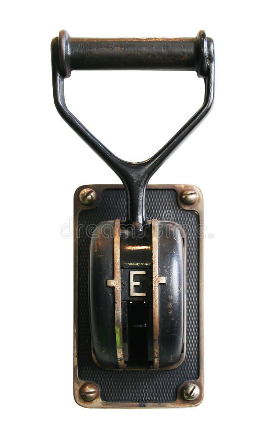 Free Electric Switch Royalty Free Stock Photo - 96087165