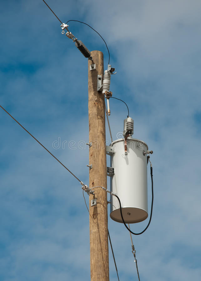 Download Electric Transformer stock photo. Image of energy, voltage - 21919780