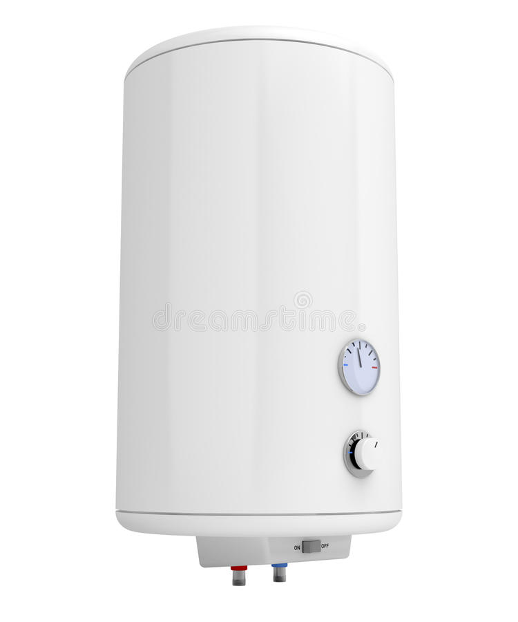 Free Electric Water Heater Royalty Free Stock Images - 23785849