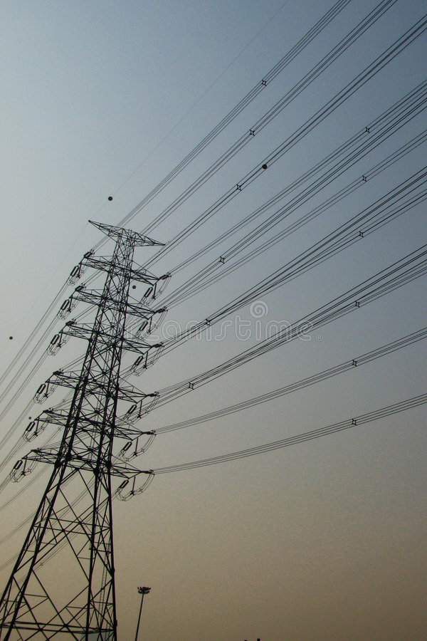 Free Electric Wire Stock Photography - 2635742