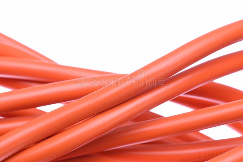 Electrical cables royalty free stock images
