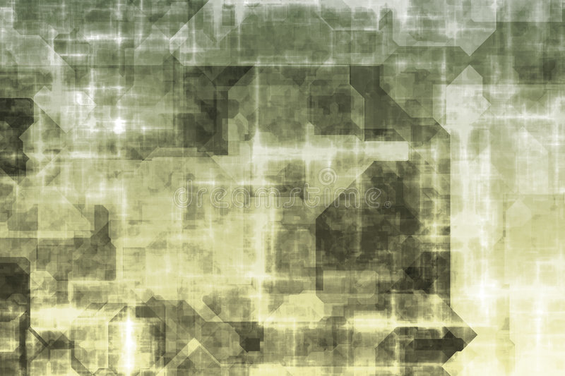 Electrical Current Grid. Electric Storm Current Grid Abstract Background Wallpaper royalty free illustration