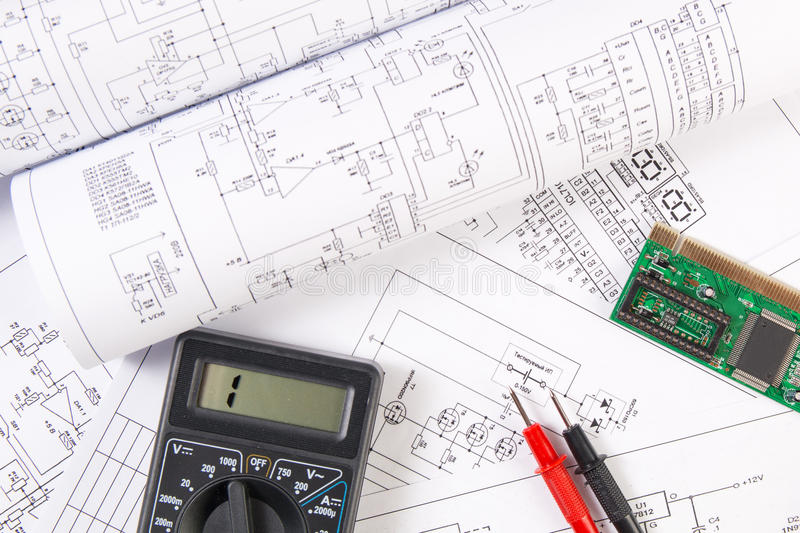 Electrical engineering drawings electronic board and digital mu download electrical engineering drawings electronic board and digital mu stock image image of blueprint malvernweather Choice Image