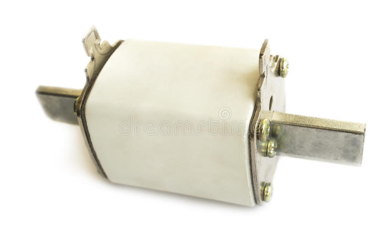 Electrical fuse royalty free stock photos