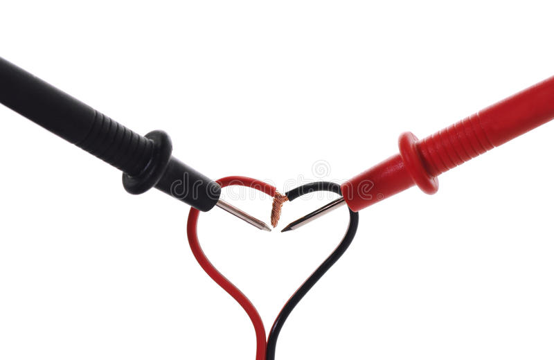 Download Electrical Heart Measurement Stock Photo - Image: 23116838