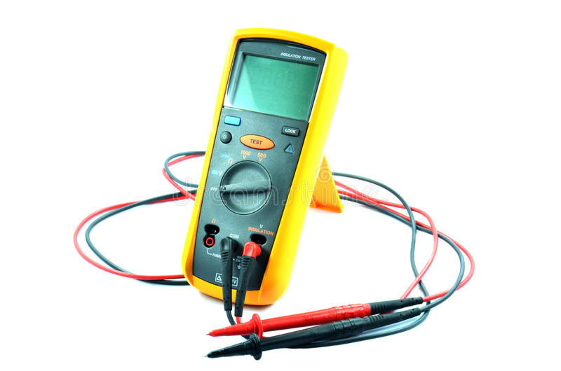 What Are Electrical Instruments : Electrical and instrument tools royalty free stock