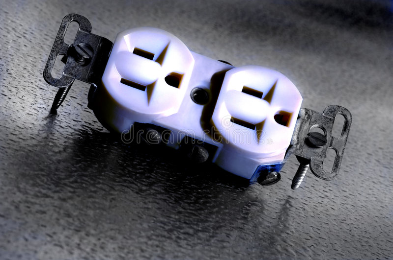 Download Electrical Outlet Stock Photo - Image: 509460