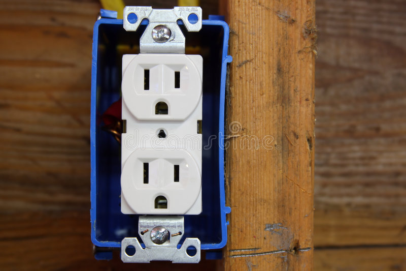Electrical Outlet stock photos