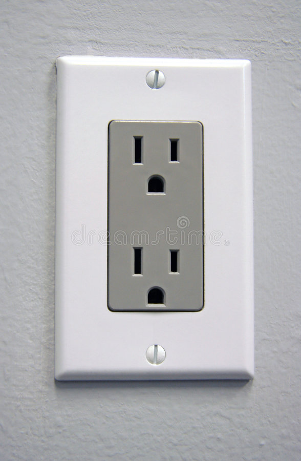 Download Electrical Outlet stock photo. Image of industrial, power - 5983670
