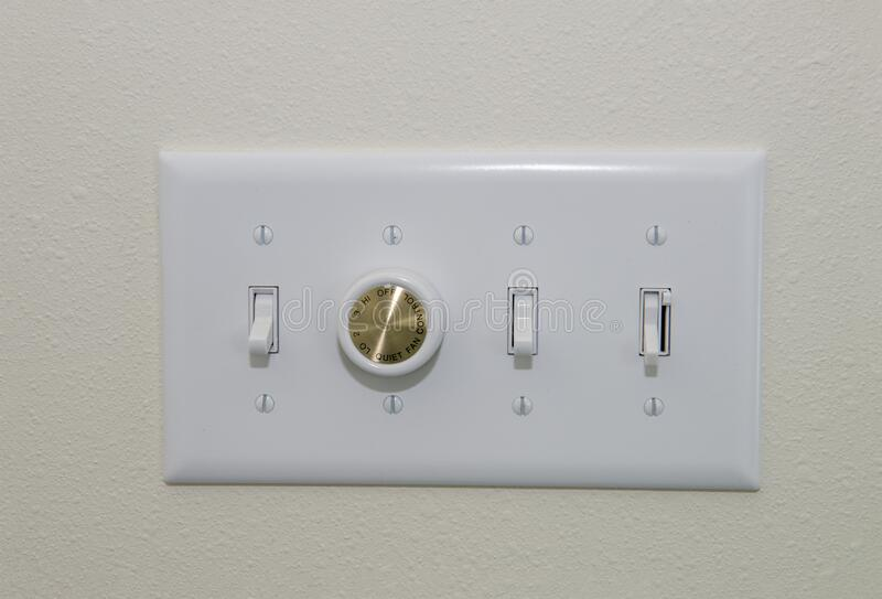 Electrical Outlet Dimmer Light Switch Stock Photo Image Of Switch Wisconsinart 172825150