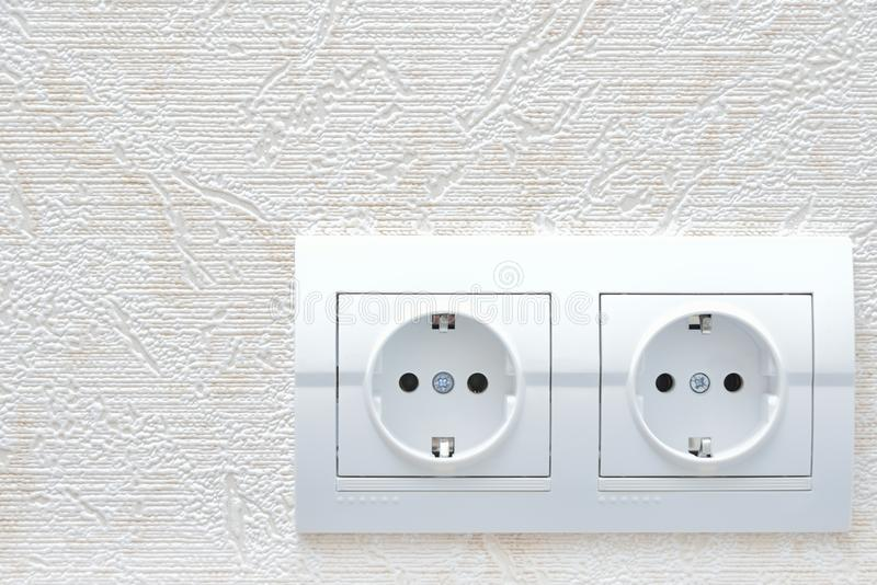 Electrical Socket Stock rosette Plug for outlet Vintage Style Electrical Plug