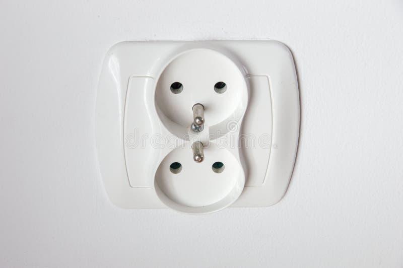 Electrical socket type E stock photo  Image of type - 146878896