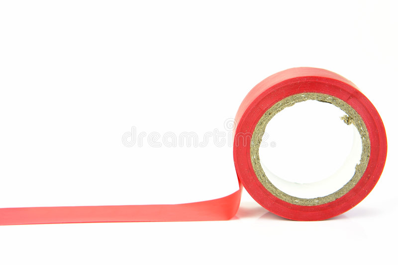 Download Electrical Tape stock photo. Image of colored, white, tape - 7865118