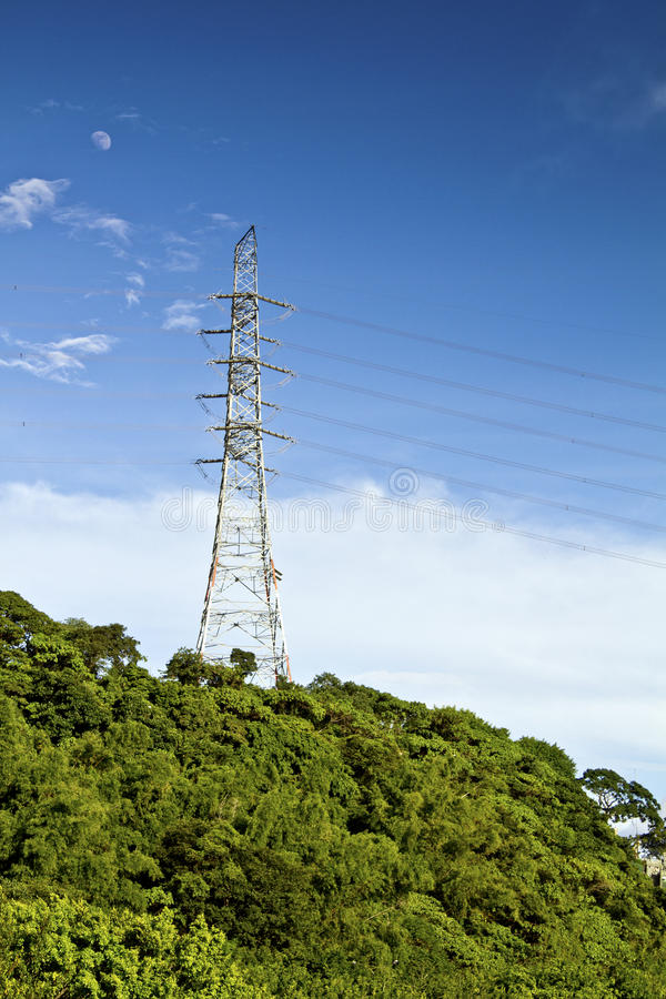 Download Electrical tower stock image. Image of electrical, engineering - 25942101