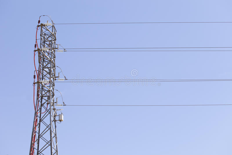 Download Electrical tower stock photo. Image of power, danger - 26379222