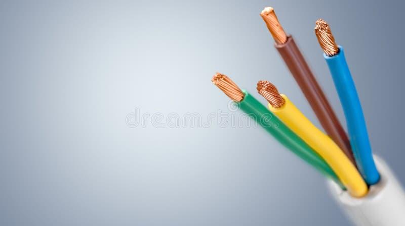 electricista imagen de archivo