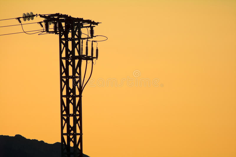 Electricity Royalty Free Stock Image