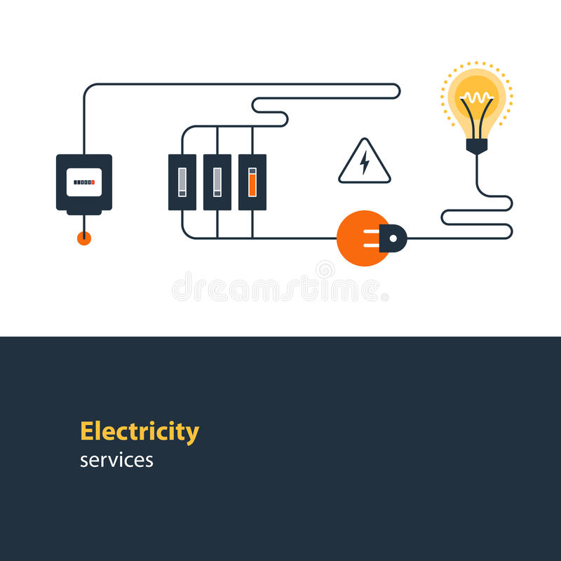 Electricity Connection, Electrical Services And Supply, Energy ...