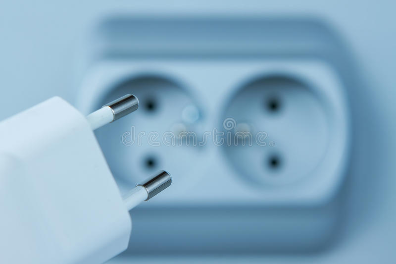 Electricity cost royalty free stock photo