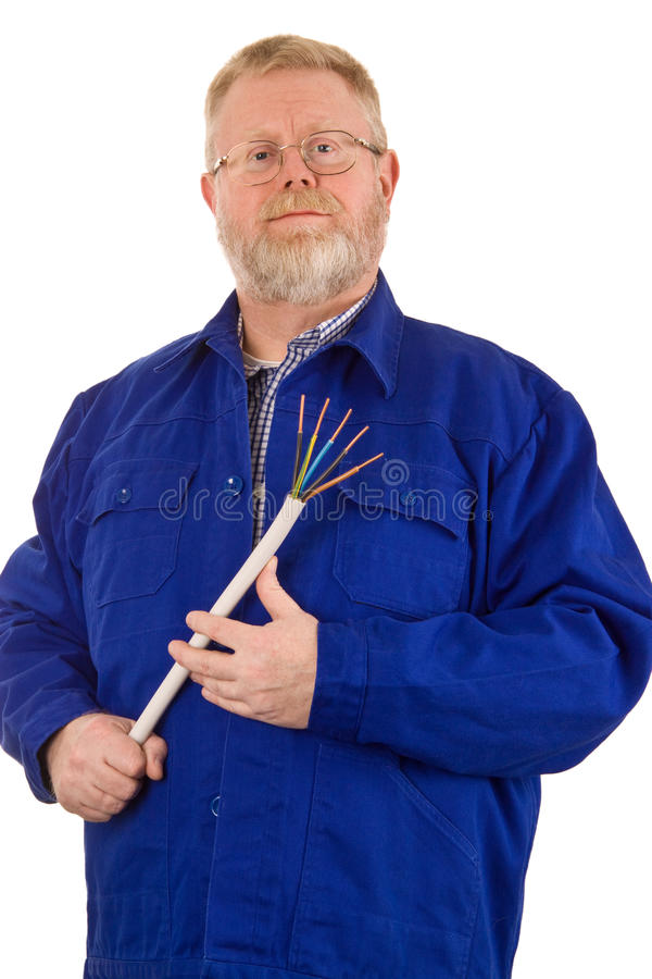 Download Electricity distributor stock photo. Image of electrician - 15796842