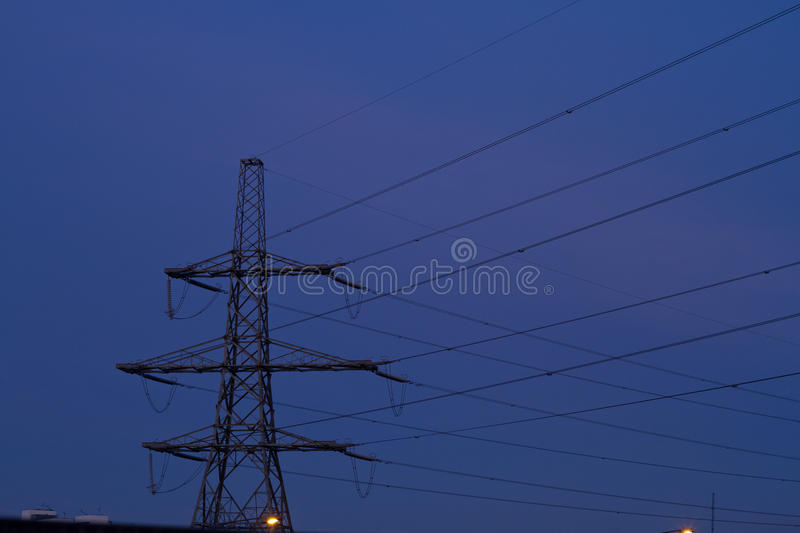 Download Electricity stock image. Image of lines, metallic, current - 36322301