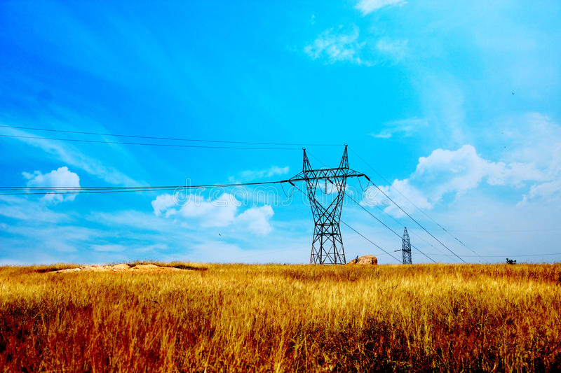 Electricity stock photography