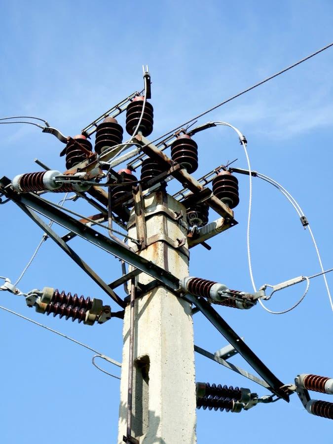 Free Electricity Pylon Stock Photo - 15517680