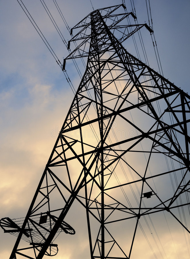 Download Electricity Pylon National Grid Power Royalty Free Stock Image - Image: 1388556