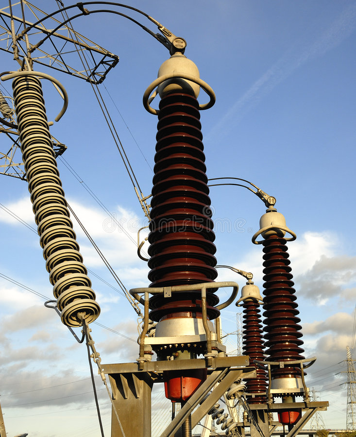 Download Electricity Supply stock image. Image of technology, conductor - 3059971