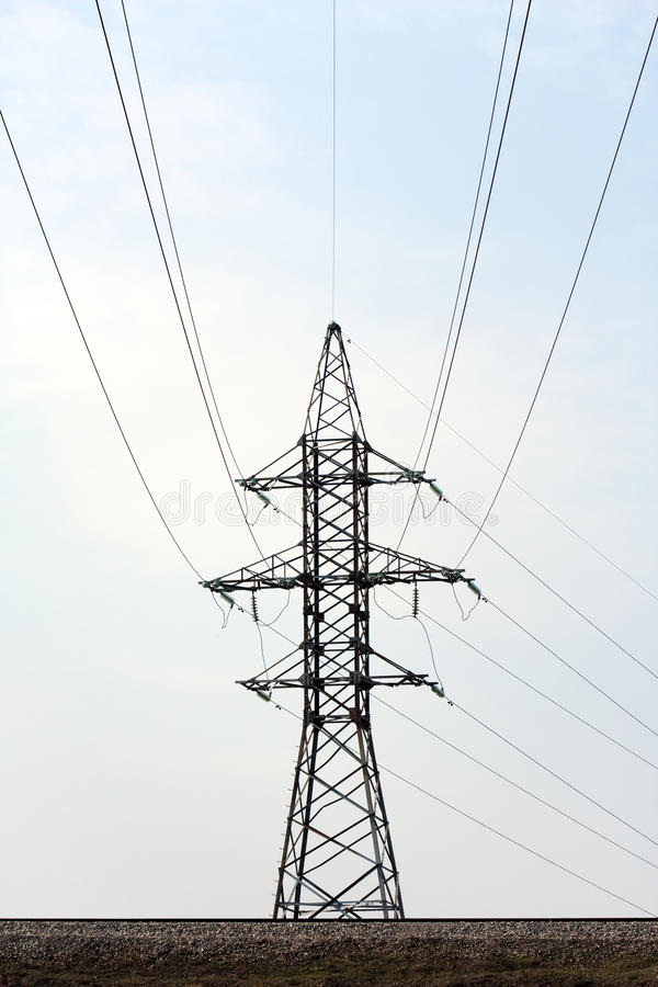 Free Electricity Tower Stock Images - 14049374