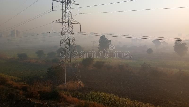 Electricity tower. Welcome Great photos by edged check all stock photography