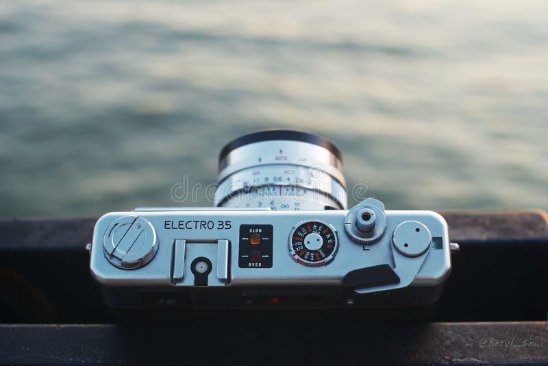 ELECTRO 35 - OP stock foto's