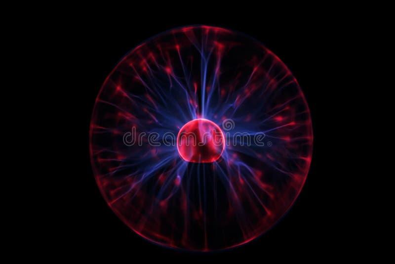 Electro esfera fotografia de stock royalty free