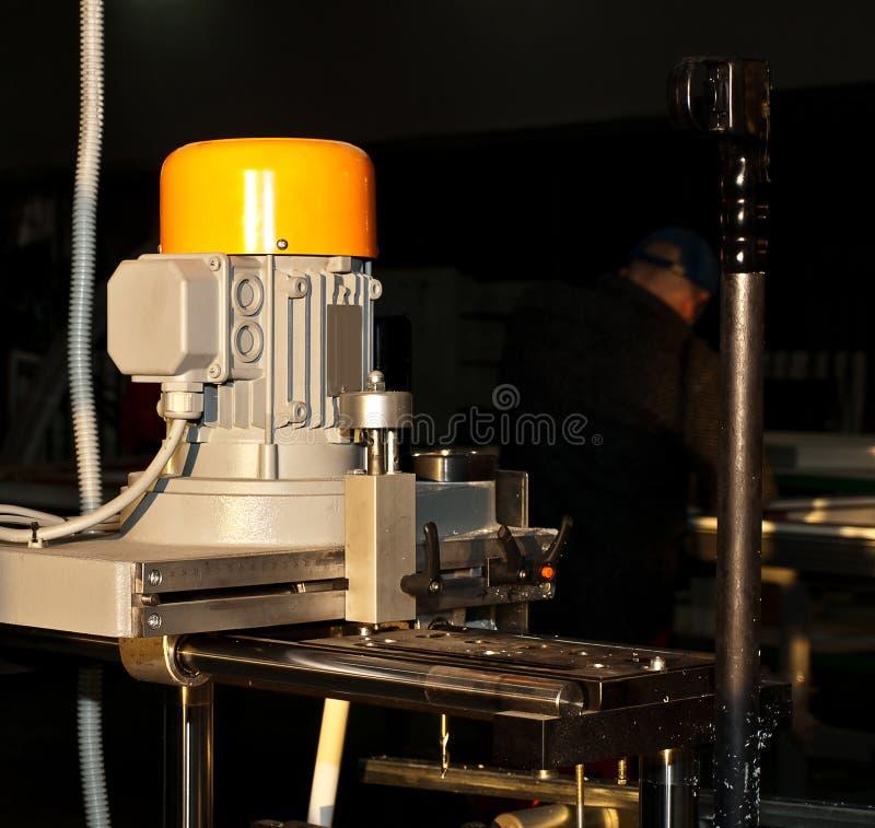 electro motor arkivfoton