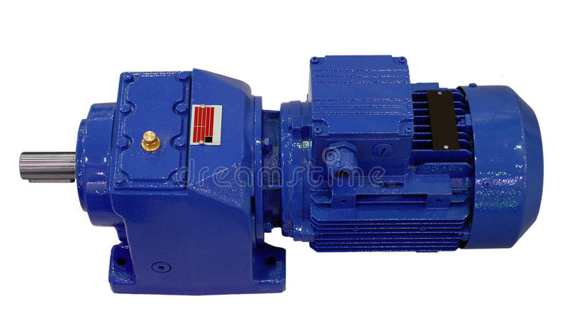 Electromotor στοκ εικόνες