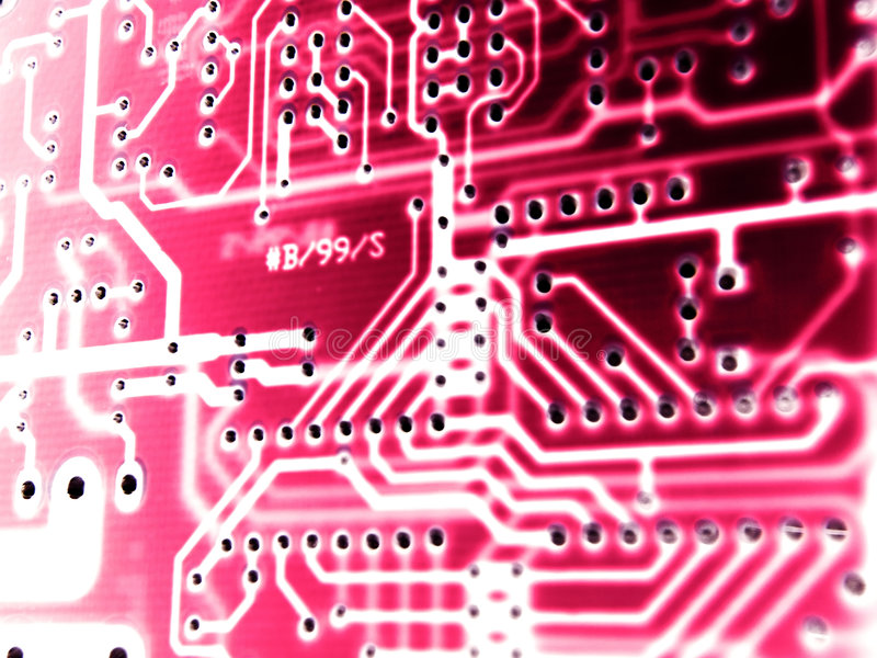 Electronic stock photography