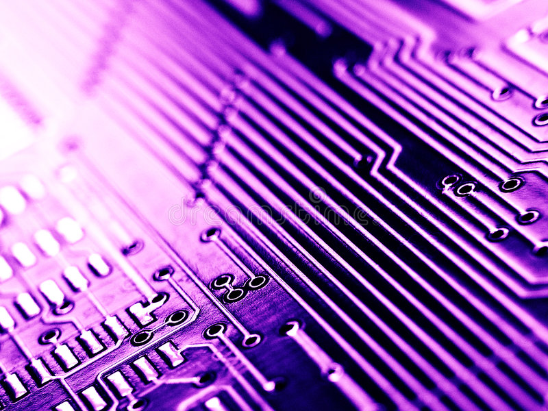 Download Electronic board stock image. Image of circuits, technology - 7785