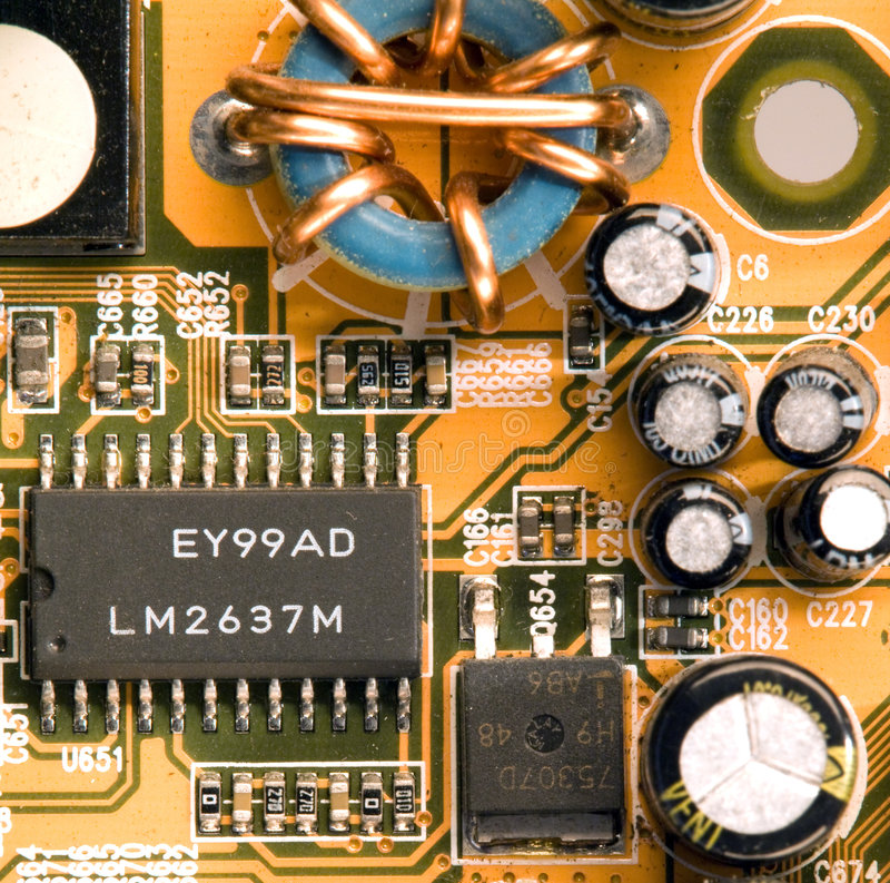Download Electronic Board Stock Images - Image: 4496764