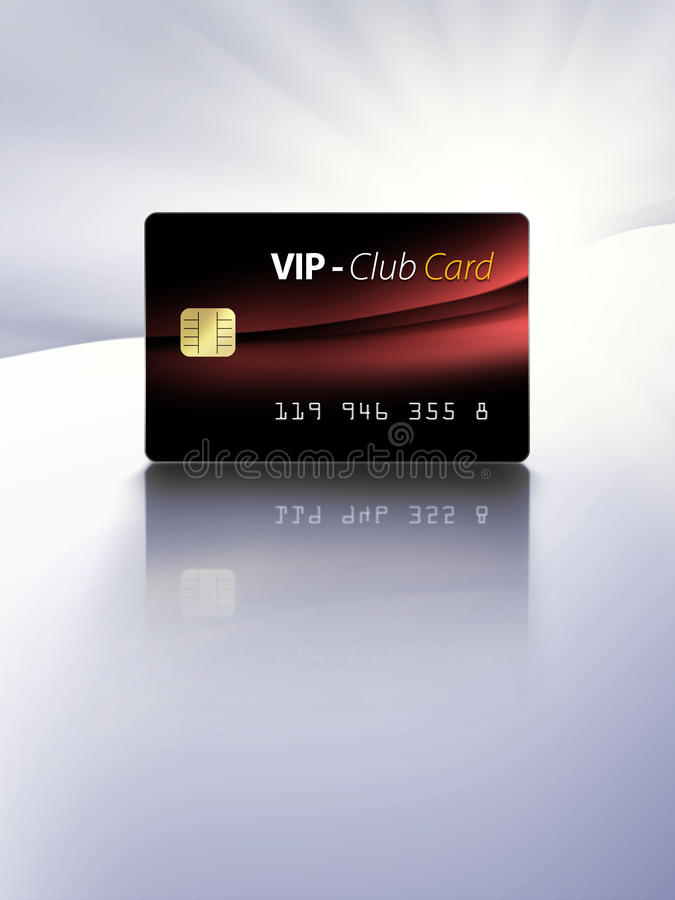 Download Electronic card stock illustration. Illustration of authorized - 21772685