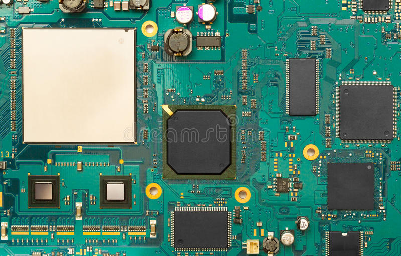 Download Electronic circuit board stock image. Image of circuit - 28628527