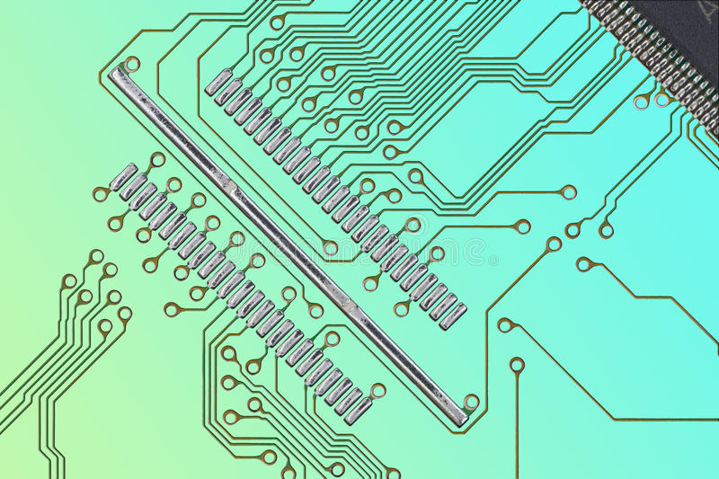 Circuit Connections stock image. Image of background - 81868361