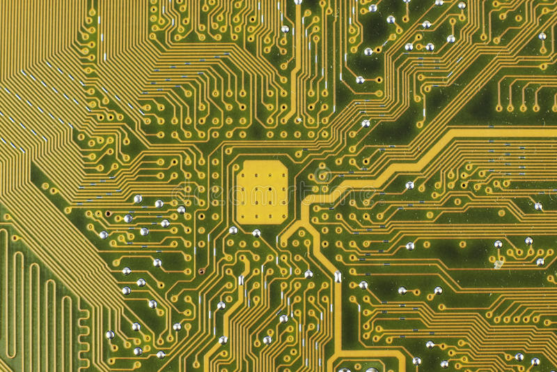 Electronic components / macro shoot. Image stock images