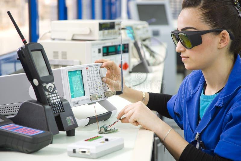 Electronic devices stock photos
