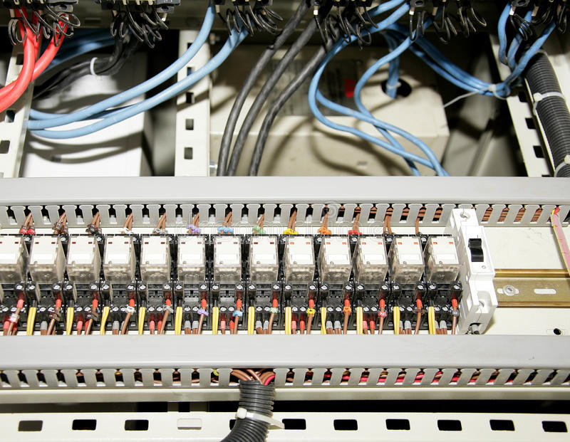 Electronic equipment royalty free stock photo