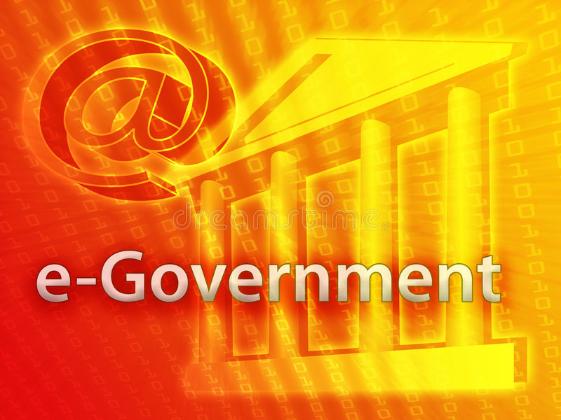 Download Electronic Government Stock Photography - Image: 7393382