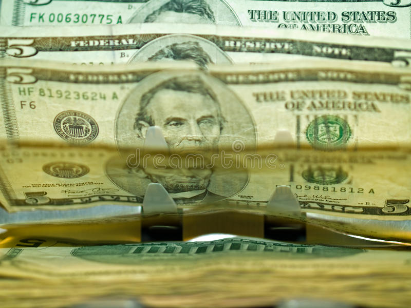 Download An electronic money counte stock image. Image of bankruptcy - 12964217