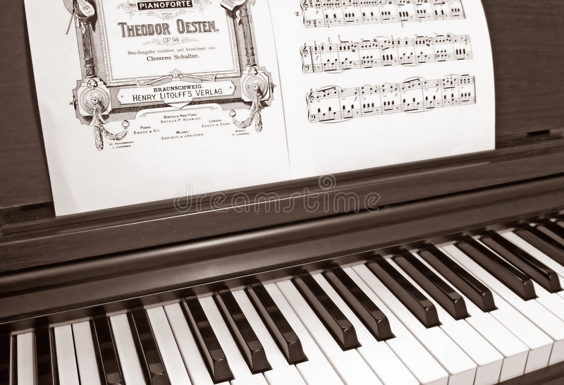Download Electronic piano stock photo. Image of digital, instrumental - 1705576