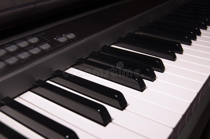 Download Electronic Piano stock photo. Image of keyboard, concept - 662186