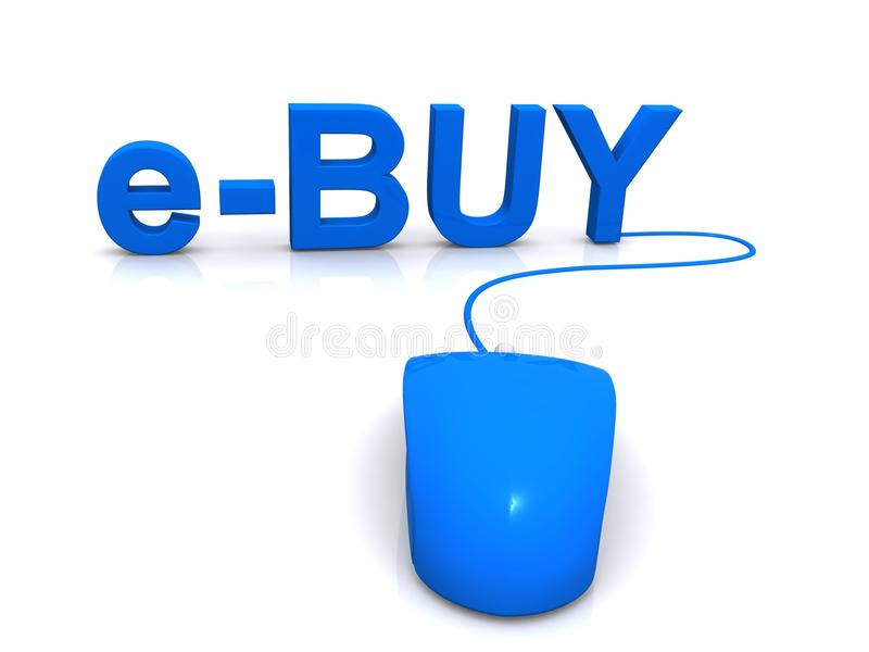 Download Electronic Purchase eBuy stock illustration. Illustration of ebuy - 17317175