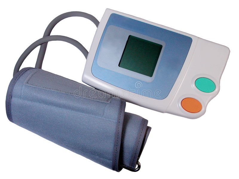 Download Electronic tensiometer stock photo. Image of monitoring - 161654